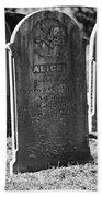 Alice Adams Beach Towel