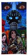Alice Cooper Nightmare Beach Sheet