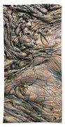 Alien Landscape Beach Towel
