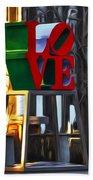 All About Love Beach Sheet