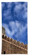 All Along The Watchtower Beach Towel