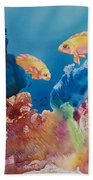 All Dressed Up Beach Towel
