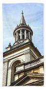 All Saints Church Oxford High Street Beach Towel