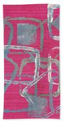 All Squared Away Beach Towel