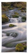 Alley Spring Rapids Fall Mo Dsc09212 Beach Towel