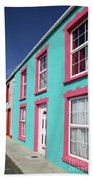 Allihies Streetscape West Cork Beach Towel
