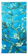 Almond Blossom Beach Towel