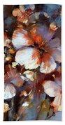 Almonds Blossom  3 Beach Towel