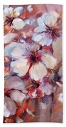 Almonds Blossom  6 Beach Towel