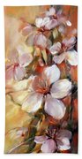 Almonds Blossom  9 Beach Towel