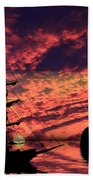 Almost Home Beach Towel by Shane Bechler