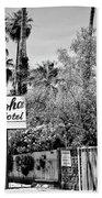 Aloha Hotel Bw Palm Springs Beach Towel