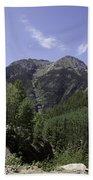 Alpine Loop Trail Beach Towel