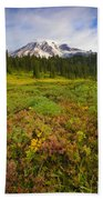 Alpine Meadows Beach Towel