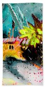 Altea La Vieja 03 Beach Towel
