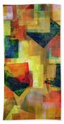 Altered Vision 2  Beach Towel