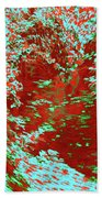 Alternating Currents 5 Beach Towel