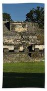 Altun Ha Mayan Temple Beach Towel
