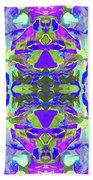 Alverno Lavender Beach Towel