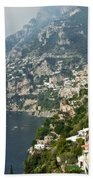 Amalfi Coast II Beach Towel