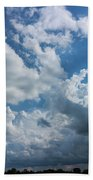 Amazing Sky Beach Towel