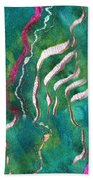Amazon River Beach Towel