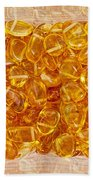 Amber #4903 Beach Towel