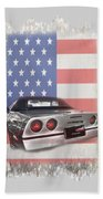 American Dream Machine Beach Sheet