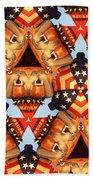 American Elections 2016 Beach Towel