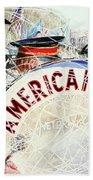 American Legion Beach Towel