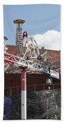 American Visionary Art Museum In Baltimore Beach Sheet