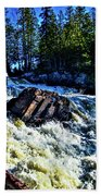 Amincon River Rootbeer Falls Beach Sheet