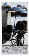 Amish Crossing Beach Towel