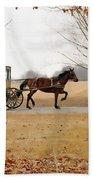 Amish Dream 1 Beach Towel