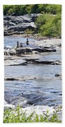 Ammonoosuc Sculptures Beach Towel