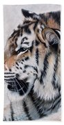 Amur Beach Towel