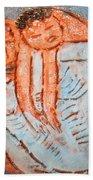 Amuweese - Tile Beach Towel