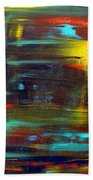 An Abstract Thought Beach Towel