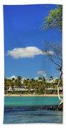 Anaehoomalu Bay Beach Towel