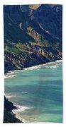 Anaga Mountains Beach Towel
