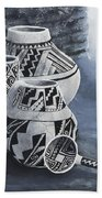 Anasazi Charm Beach Towel
