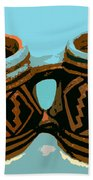 Anasazi Double Mug Beach Towel