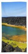 Anchialine Pond Beach Towel