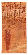 Ancient Art 3 Beach Towel