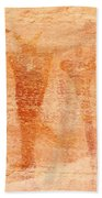 Ancient Rock Art 2 Beach Towel