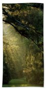 And A New Day Will Dawn... Beach Towel
