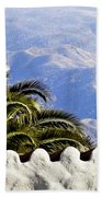 Andalusian View Beach Towel