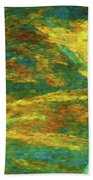 Andee Design Abstract 16 C 2018 Beach Towel
