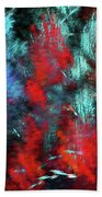 Andee Design Abstract 25 2018 Beach Towel
