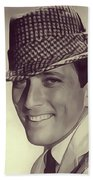 Andy Williams, Singer Beach Towel